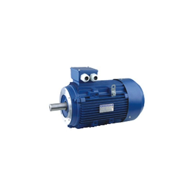 Motor electric 0.25KW, 3000RPM, B14, 230/400V