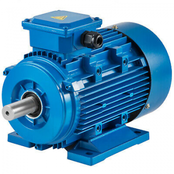 Motor Electric 80A2 0.75KW 3000RPM 230/400V B3 IE1