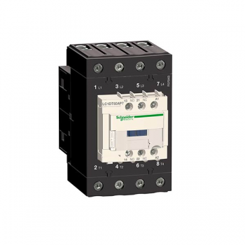 Contactor 4 pole everlink AC1 415V 60 A